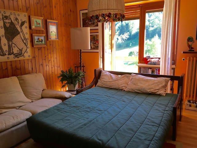 Delizioso appartamento tra le Alpi - Prali - Pis