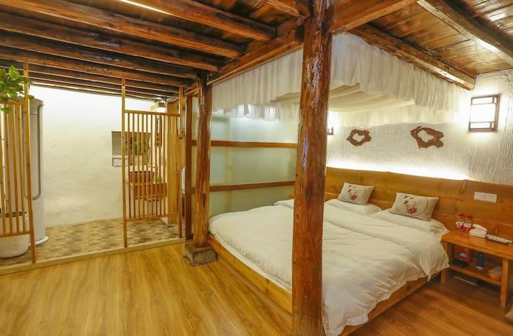 海韵山居(原暖暖一舍2号楼)温馨大床房