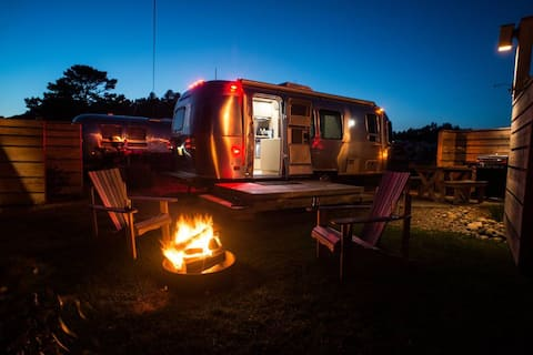 OR. COAST GLAMPING | STEPS FROM BEACH | KNAPSACK