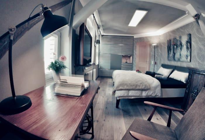 Best-Schlaf-Garantie im extravaganten Privatzimmer