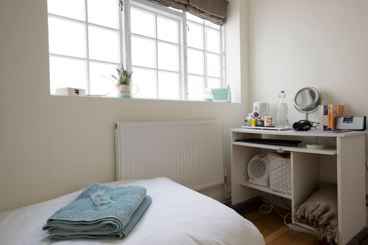 Central, single room by the beach - Brighton - Apartment