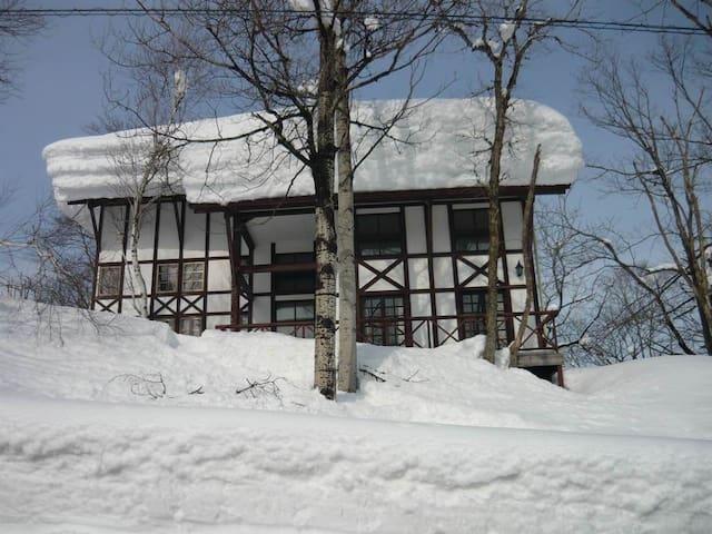 Chalet Myoko Rm 20 Ski lodge Triple/Quad Loft Room