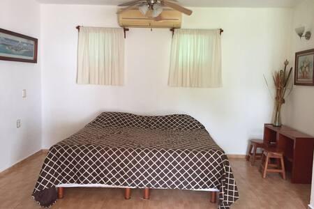 Hermosa habitación para 2 personas - Alfredo V. Bonfil