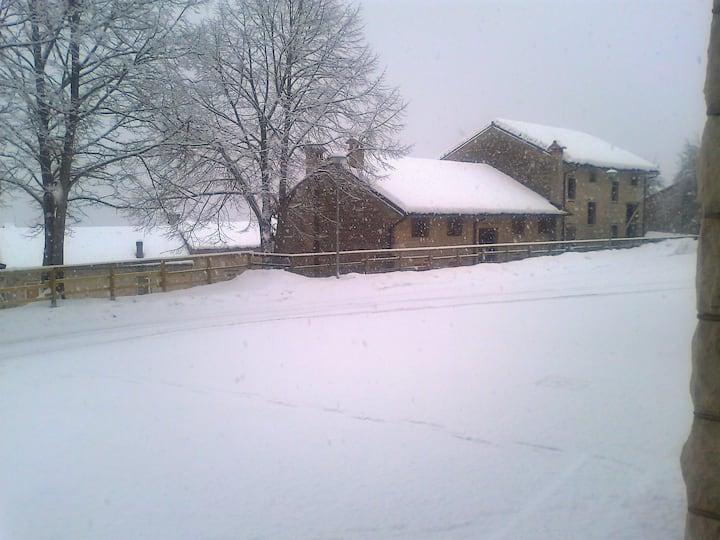 Casa Vacanza a Erto, Val Vajont