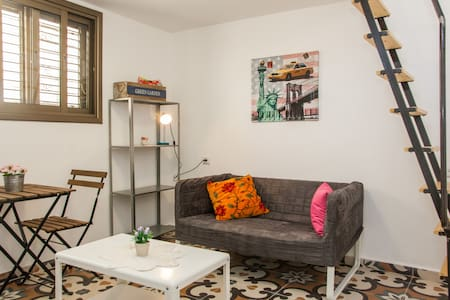 Lovely little  apt in center TLV - Tel Aviv-Yafo