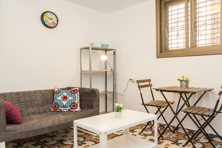 Beautiful little apt in center TLV - 特拉维夫-雅法 - 公寓