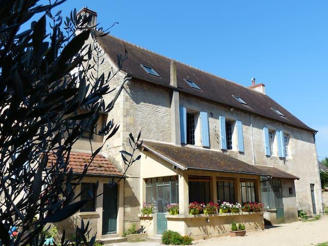 Relais Rocholland proche Magny Cour - Chantenay-Saint-Imbert