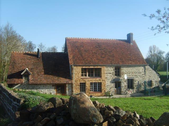 Le petit moulin de Lougé - Lougé-sur-Maire - Huis