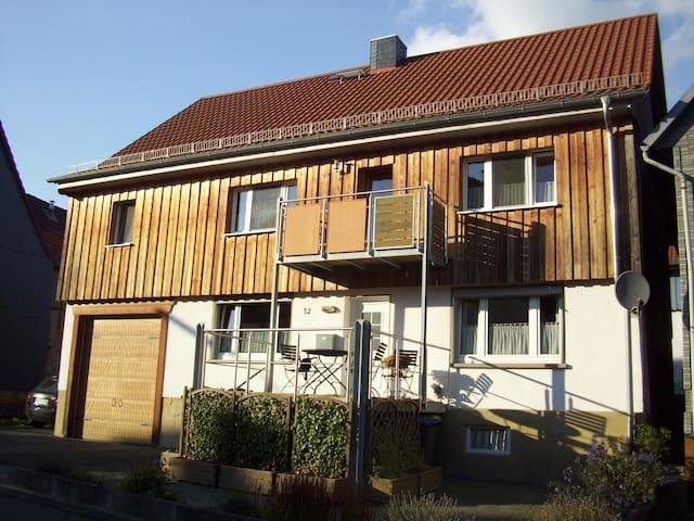 Ferienhaus in Homberg/O - Homberg (Ohm) - Rumah