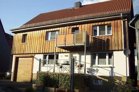 Ferienhaus in Homberg/O - Homberg (Ohm) - House