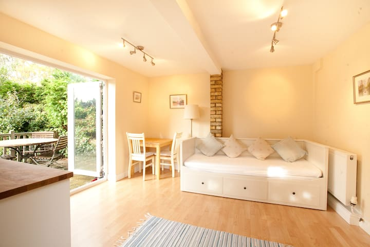 Bright modern room