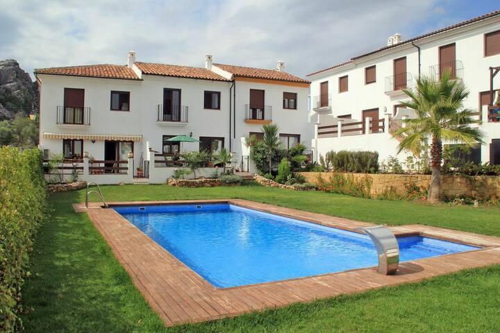 Casa Jasmin in Montejaque, Ronda