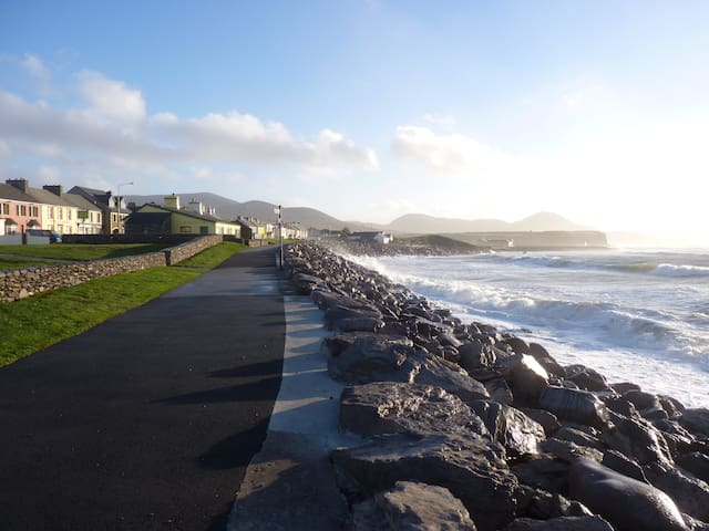 "Ring of Kerry, Skellig Bay, 2-Bett-Zi ""Romantik"" - Waterville - 獨棟"