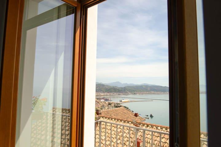 Casa Ada Amalfi Coast,stunning sea view terrace