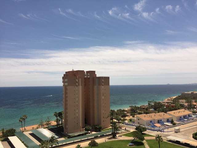 Smart sea views 1 bedroom apartment - Dehesa de Campoamor - Apartamento