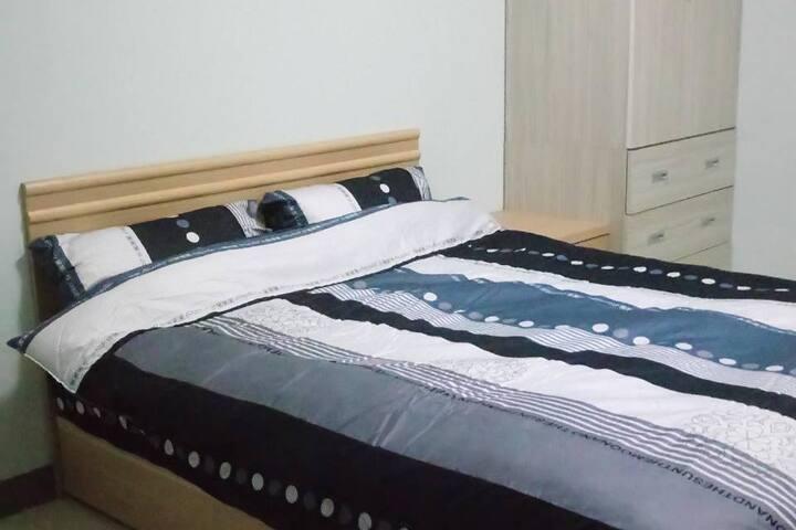 飯店式套房 Suite near airport [Room C]