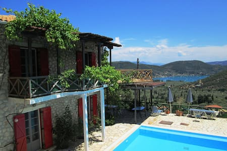 Villa Helidona, Beautiful Sea Views - Nydri