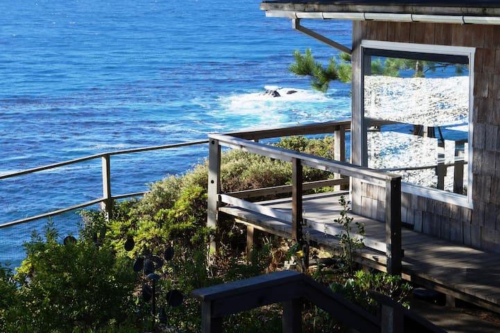 Shangri-La on the Mendocino Coast - Albion - บ้าน