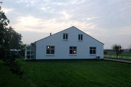 Idyllisk hus tæt på Ribe Domkirke - Ribe - Hus