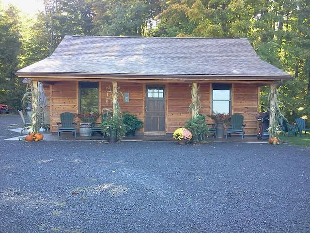 Cabin Rental near Cooperstown, NY - Richfield Springs