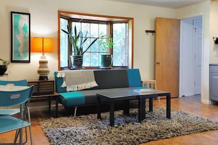 Spacious studio in the hills. - San Rafael