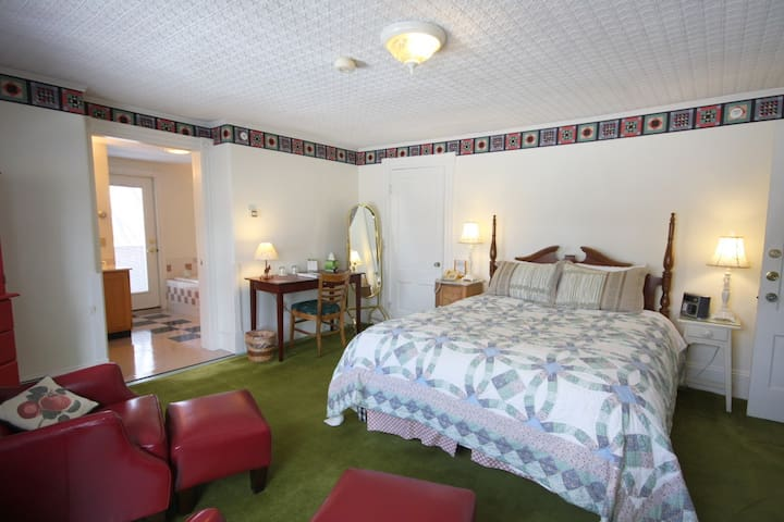 Rm.#2 Maple Hill Farm Inn - Augusta - Hallowell - Penzion (B&B)