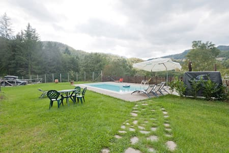 S.Michele cottage, pool, sleeps 9+1 - San Michele - 獨棟
