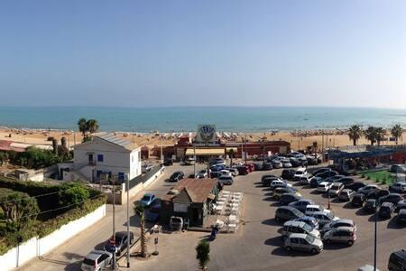 A 50m  de la plage - 3P, 8 lits. - Porto Empedocle - Διαμέρισμα