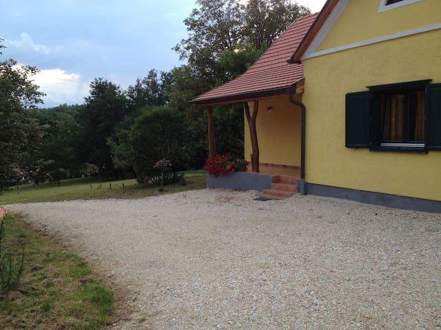 NovaVita Kft-neues Leben im Örseg - Szőce - Huis