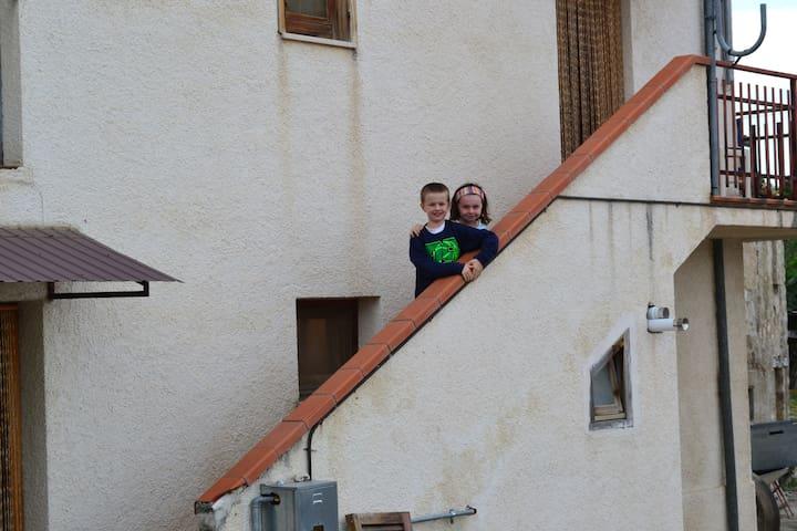 Casa Bici...Abruzzo Village Charm! - Altino - Haus