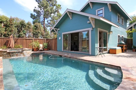 Normal Heights Pool House - San Diego - Haus