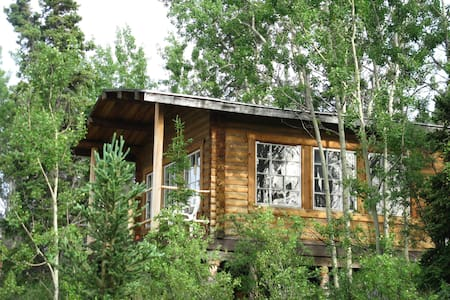 Wilderness Cabin at Kluane NP