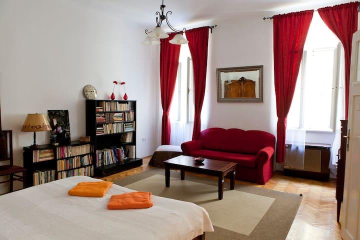 Aventura Studio Apartment Rouge