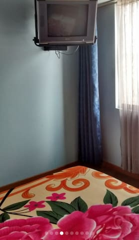 Hotel Av ciudad de Cali - Bogotá