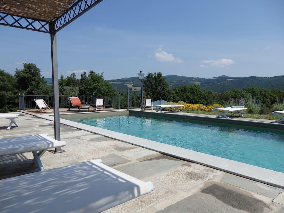 Amazing Villa Between Hills And Sea Villas For Rent In