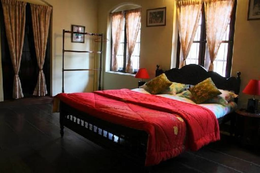 The bungalow heritage homestay chambres d 39 h tes louer for Chambre kochi