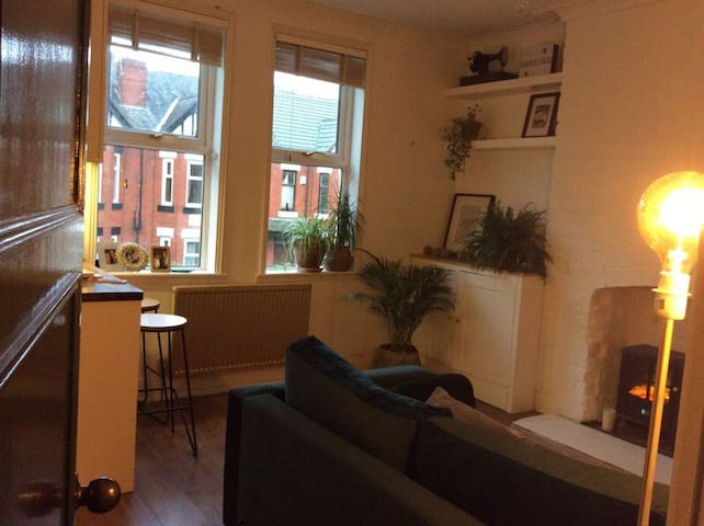 Double room in 2 bed flat Didsbury Manchester