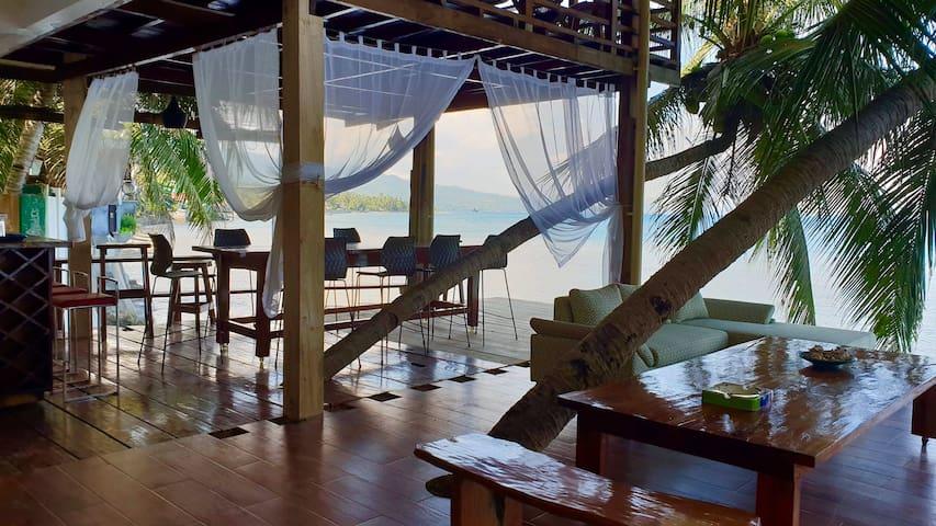Bohol Beach House Villa Naatang 3+1 berm (6-14pax)