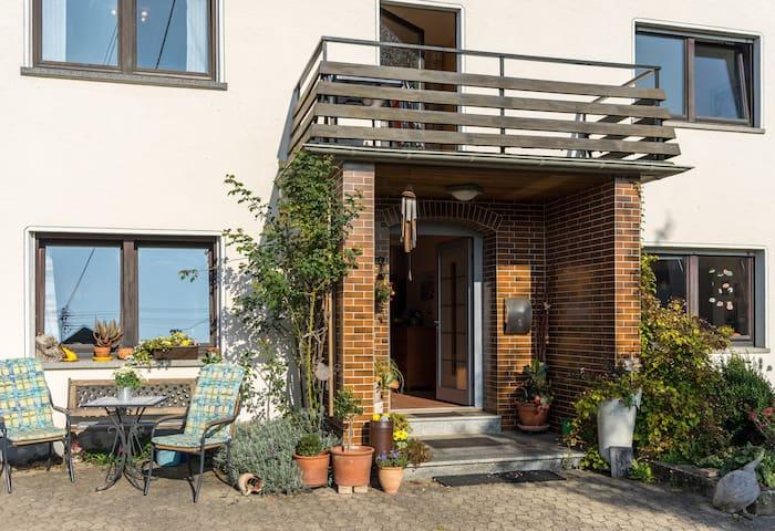 Für Familien, Wanderer, Biker - Damscheid - Apartamento
