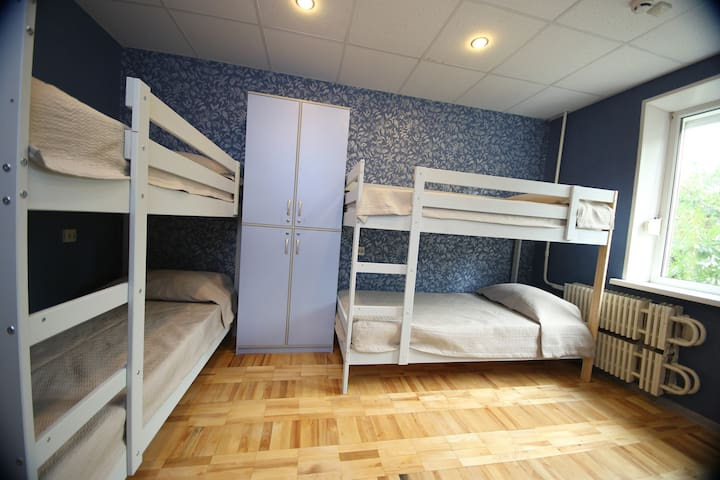 Full House Hostel (ком. для мужчин) - Belgorod - Apartment