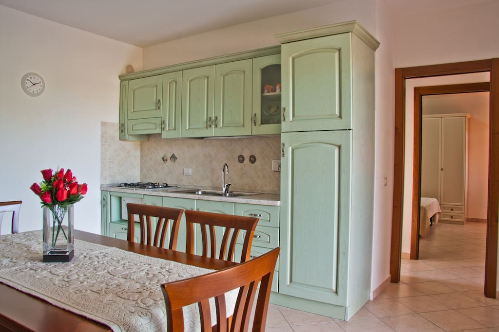 New apartment with wi fi in budoni appartamenti in for Appartamenti le residenze budoni