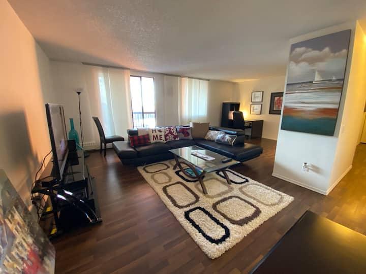 Huge One bedroom Downtown Edmonton