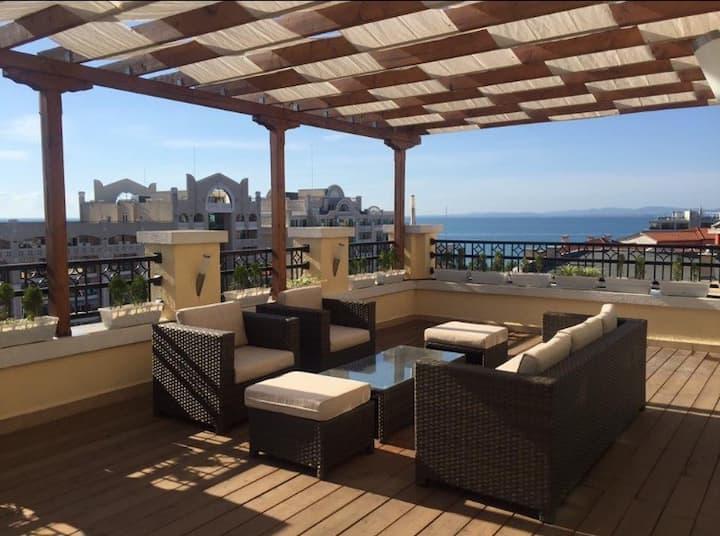 Penthouse G5-21 - Sunset Resort