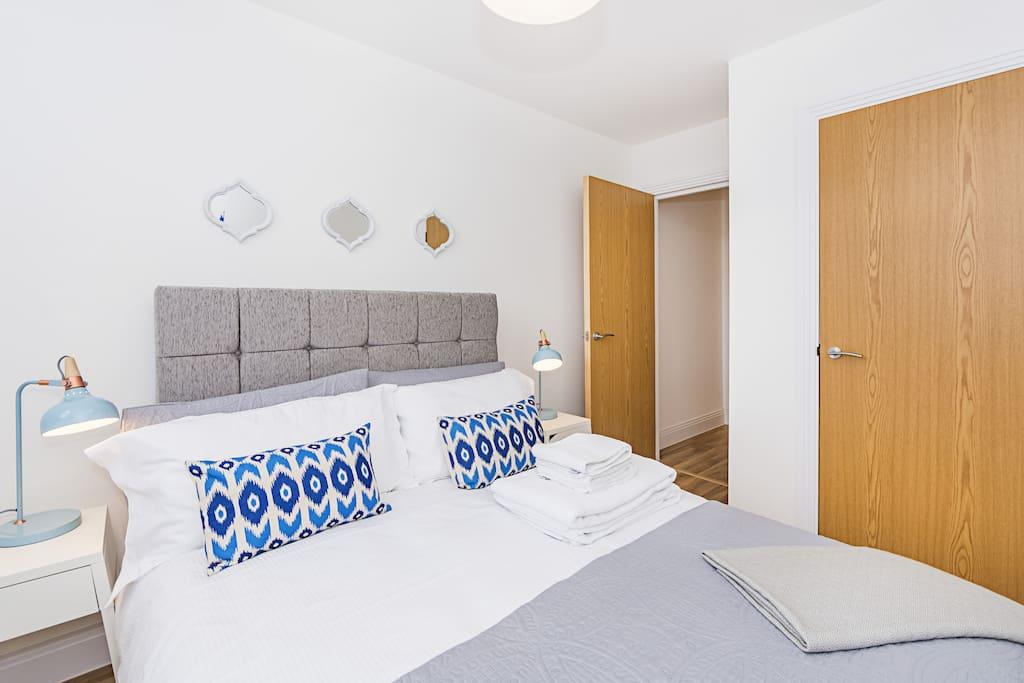 Flat 7 Bedroom 2