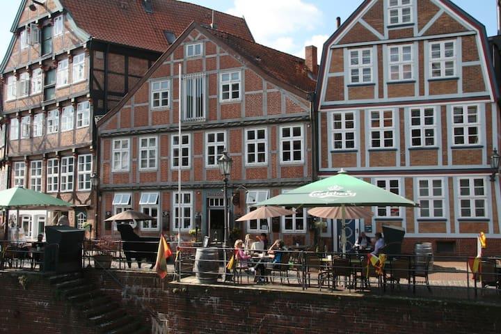 .....historischen Stadthaus
