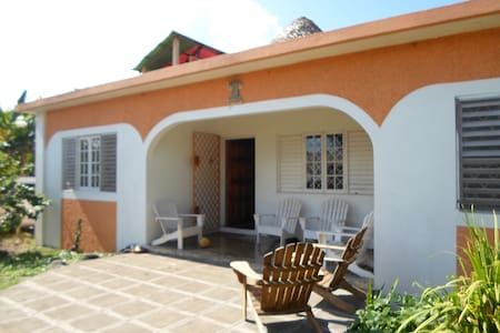 Spring Garden Bed & Breakfast - Port Antonio