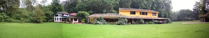 Bungalow in Ecological Reservation