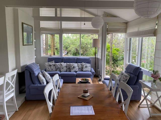 Top Cottage - A peaceful garden retreat