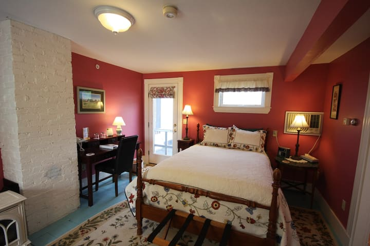 Rm.#3 Maple Hill Farm Inn - Augusta - Hallowell - Penzion (B&B)