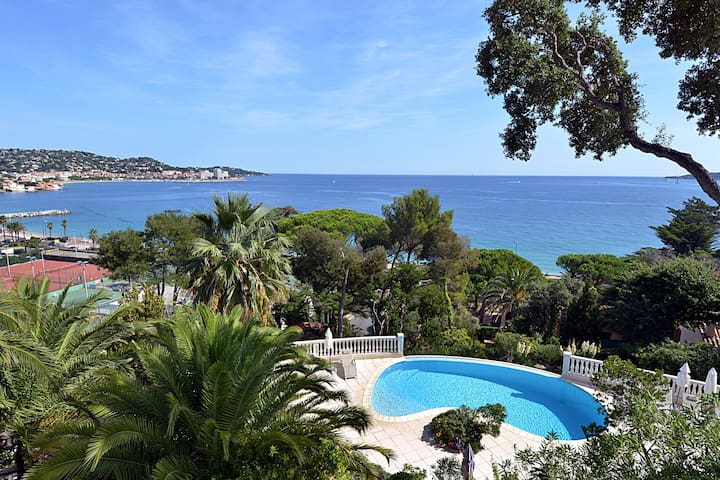 LOU TRELUS 1 - 100 m from the beach - Sainte-Maxime - Pis